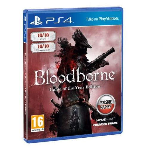 Gry na PlayStation 4, Bloodborne (PS4)