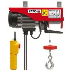 YATO Elektryczny wciągnik Yato 500 W 125/250 kg