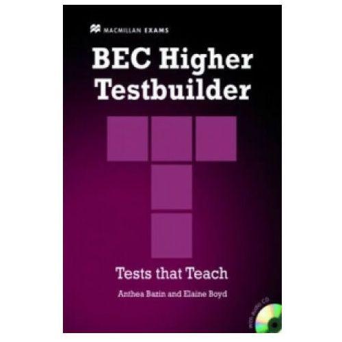 Książki do nauki języka, BEC Higher Testbuilder & CD Pack (opr. miękka)