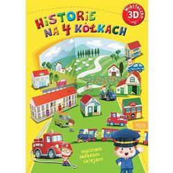 Miasteczko 3D. Historie na czterech kółkach (opr. broszurowa)
