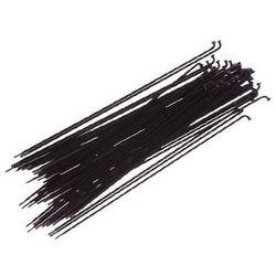 Szprycha stalowa o długości 256 mm ocynkowana czarna