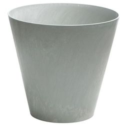 Doniczka Tubus Beton Prosperplast : Średnica - 250 mm, Kolor - Beton