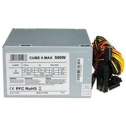 Zasilacz I-BOX CUBE II 500W (ZIC2500W12CMFA) Darmowy odbiór w 20 miastach!