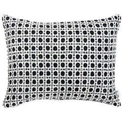 Poszewka na poduszkę Lapuan Kankurit Corona grey-black 50x40 cm