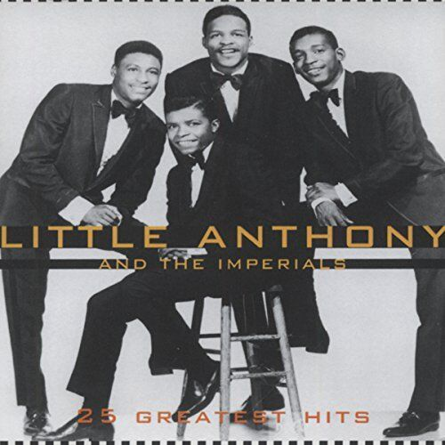 Muzyka dance i disco, Little Anthony & The Impe - 25 Greatest Hits