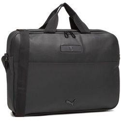 Torba na laptopa PUMA - Ferrari Ls Pu Reporter 076877 01 Black