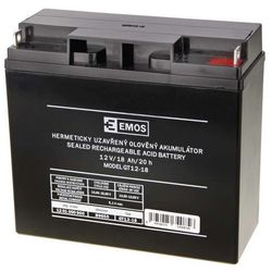 Akumulator AGM 12V 18Ah 12x 12