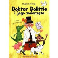 Literatura młodzieżowa, Doktor dolittle i jego zwierzęta wyd. 2 - hugh lofting (opr. twarda)