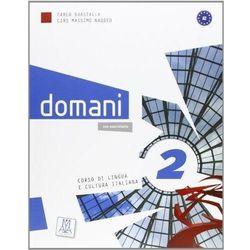 Domani 2 podręcznik A2 + płyta CD audio i DVD Rom (opr. broszurowa)