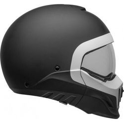 BELL KASK SYSTEMOWY BROOZER CRANIUM MATTE BLACK/WHITE