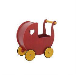 Mini wózek dla lalek Moover Czerwień strażacka