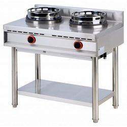 Kuchnia wok | 2x10000W | 900x600x(H)800mm