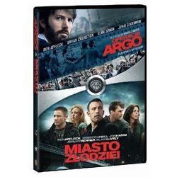 Affleck 2 Pack: Operacja Argo/Miasto Złodziei (2 DVD) Argo/The Town