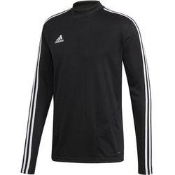 Bluza męska adidas Tiro 19 Training Top czarna DJ2592
