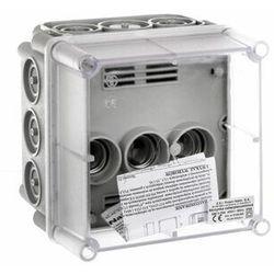 Skrzynka zabezpieczeniowa SB 3x25A 400V bez dławnic 9120-000