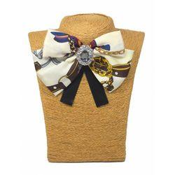 Damska broszka ozdobna z cyrkoniami Estilo Sabroso ES05053
