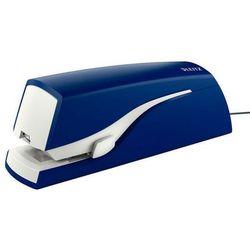 LEITZ Zszywacz elektryczny duży, niebieski