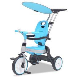 vidaXL Trójkołowiec dla dzieci BMW, niebieski Darmowa wysyłka i zwroty