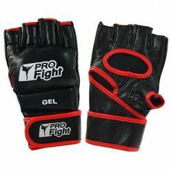 Rękawice MMA Gloves Profight PU czarne L