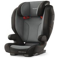 Foteliki grupa II i III, RECARO Fotelik 15-36kg Monza Nova Evo Seatfix Carbon Black - BEZPŁATNY ODBIÓR: WROCŁAW!