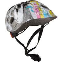 Kaski, gogle i ochraniacze dla dzieci, Dziecięcy kask rowerowy WORKER Derty, S (52-55)