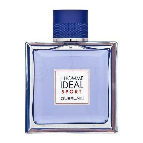 Testery zapachów dla mężczyzn, Guerlain L´Homme Ideal Sport woda toaletowa 100 ml tester dla mężczyzn