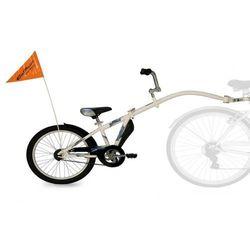 Przyczepka rowerowa WEERIDE Co-Pilot Biały