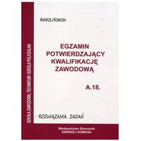 Biblioteka biznesu, Egz. potw. kwal. zawod. A.18 Rozw. zad. EKONOMIK (opr. broszurowa)