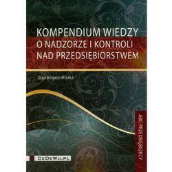 Kompendium wiedzy o nadzorze i kontroli nad przedsiębiorstwem (opr. miękka)