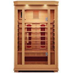 Sauna na podczerwień Haakala VANTAA II Premium Quartz