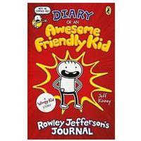 Książki dla dzieci, Diary of an Awesome Friendly Kid