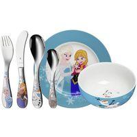 Sztućce dla dzieci, Zastawa dla dzieci Frozen WMF 6 el. | ODBIERZ RABAT 5% NA PIERWSZE ZAKUPY >>