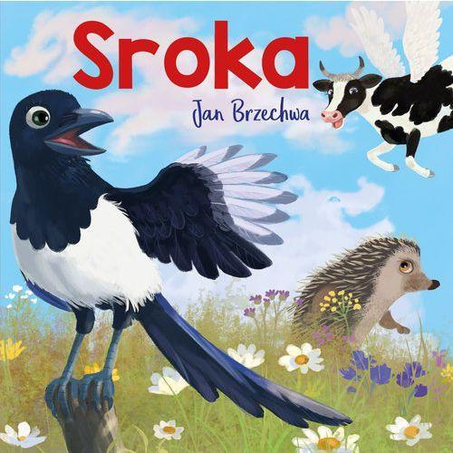 Książki dla dzieci, Bajki dla malucha. Sroka (opr. twarda)