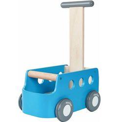 Chodzik van - niebieski, Plan Toys