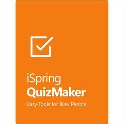 iSpring QuizMaker 9.7.2 Subscription - Certyfikaty Rzetelna Firma i Adobe Gold Reseller