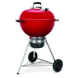 Master-Touch GBS 57cm czerwony grill węglowy Weber