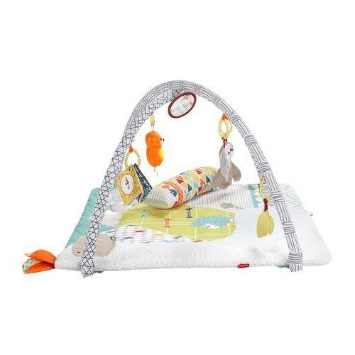 Maty edukacyjne, FISHER PRICE Mata edukacyjna sensoryczna deluxe GKD45
