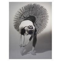 Obrazy, Obraz Canvas Glam 60 x 80 cm Balerina