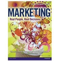 Biblioteka biznesu, Marketing : Real People, Real Decisions