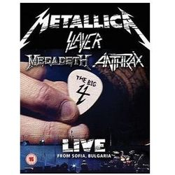 Big Four: Live From Sonisphere Dvd Delux