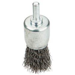 Szczotka druciana VERTO 62H341 pędzelkowa z trzpieniem 24 mm DARMOWY TRANSPORT
