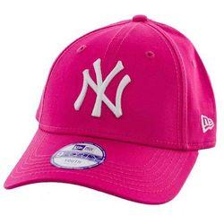 czapka z daszkiem NEW ERA - 940K Mlb League Basic Neyyan Hpink/Wht (HPINK/WHT)