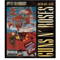 Pop, Appetite For Democracy: Live At The Hard Rock Casino