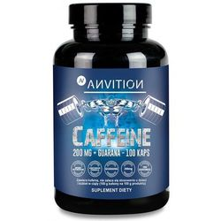 Aliness Caffeine 200 mg + Guarana Kofeina
