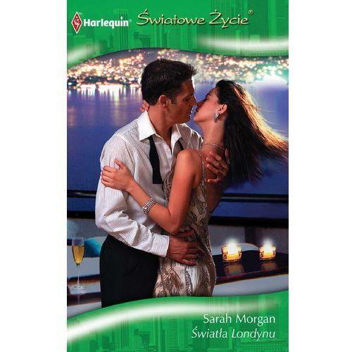 E-booki, Światła Londynu - Sarah Morgan