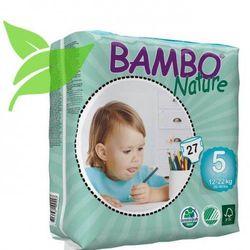 Bambo Nature Junior 12-22kg, 27 szt.