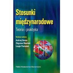 Stosunki międzynarodowe. - Dorosz Andrzej, Olesiński Zbigniew, Pastusiak Longin (opr. broszurowa)