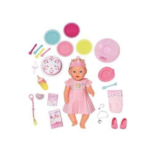 Lalki dla dzieci, Baby Born Lalka Interaktywna Urodzinowa