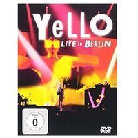 Pozostała muzyka rozrywkowa, YELLO 'LIVE IN BERLIN' - Yello (Płyta DVD)