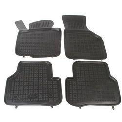 VW Jetta 2010-> Passat B6 2005-2010 / B7 2010-> / CC 2008-> TIGUAN 2007-> dywaniki gumowe REZAW-PLAST RP-D 200102